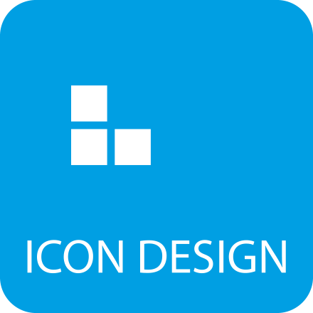 Icon Design, GUI Design, Logos